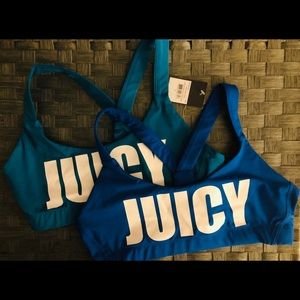 Juicy Couture Sport - set of sports bras